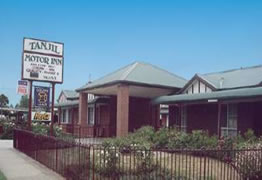 Tanjil Motor Inn - Accommodation Rockhampton