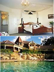 Caprice Boutique Mountain Retreat - Accommodation Rockhampton