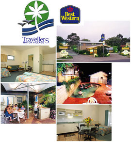 Travellers Motor Village - Accommodation Rockhampton