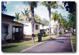 Finemore Tourist Park - Accommodation Rockhampton