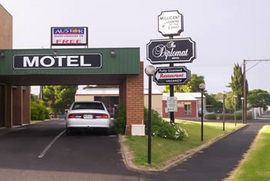 The Diplomat Motel - Accommodation Rockhampton