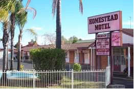 The Homestead Motor Inn - Accommodation Rockhampton