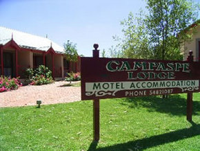 Campaspe Lodge - Accommodation Rockhampton