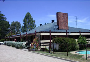 Golden Heritage Motor Inn - Accommodation Rockhampton