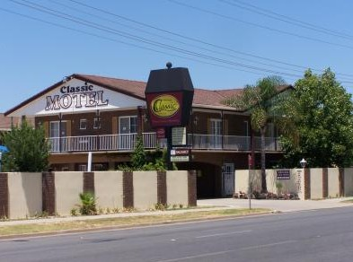 Albury Classic Motor Inn - Accommodation Rockhampton
