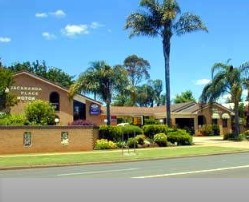 Jacaranda Place Motor Inn - Accommodation Rockhampton