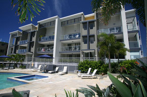 Splendido Resort Apartments - Accommodation Rockhampton