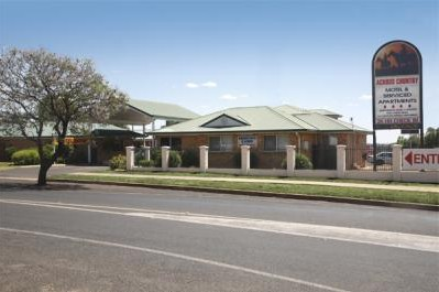 Across Country Motor Inn - Accommodation Rockhampton
