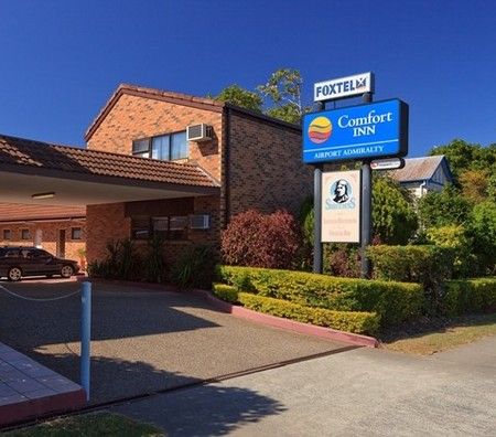 Airport Admiralty Motel - Accommodation Rockhampton