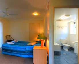 Blue Waters Motel - Accommodation Rockhampton