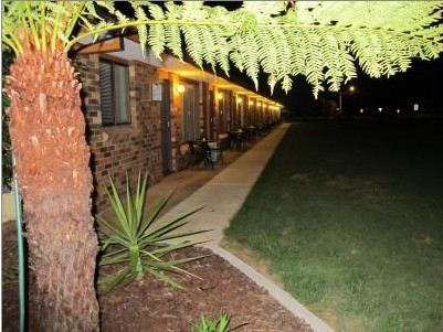 Golfers Lodge Motel - Accommodation Rockhampton