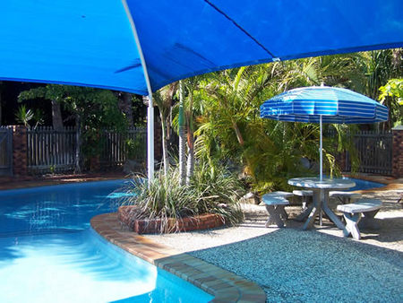 Palm Valley Motel and Holiday Units - Accommodation Rockhampton