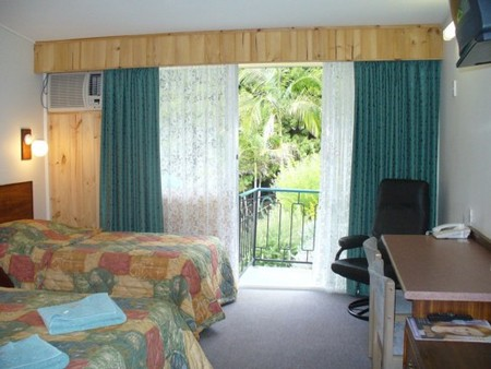 Coachman Motel - Accommodation Rockhampton