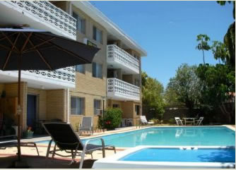 Brownelea Holiday Apartments - Accommodation Rockhampton