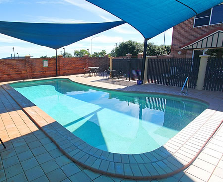 Cotswold Motor Inn - Accommodation Rockhampton