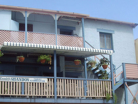 Annies Shandon Inn - Accommodation Rockhampton
