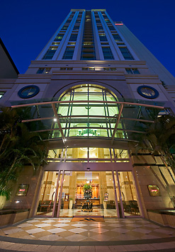 Brisbane Marriott Hotel - Accommodation Rockhampton