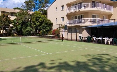 Paradise Grove Holiday Apartments - Accommodation Rockhampton