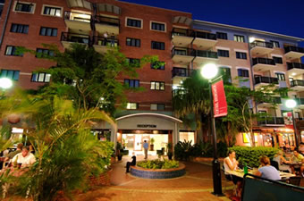 Central Brunswick Apartment Hotel - Accommodation Rockhampton