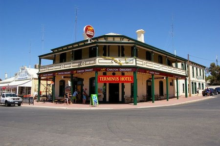 Terminus Hotel Motel - Accommodation Rockhampton