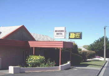 Belvedere Motel - Accommodation Rockhampton