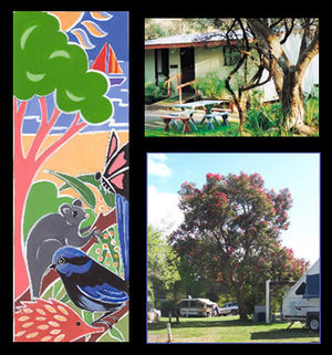 Bushland Cabins - Accommodation Rockhampton