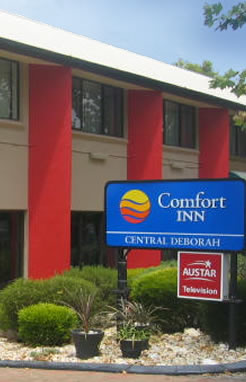 Comfort Inn Central Deborah - Accommodation Rockhampton