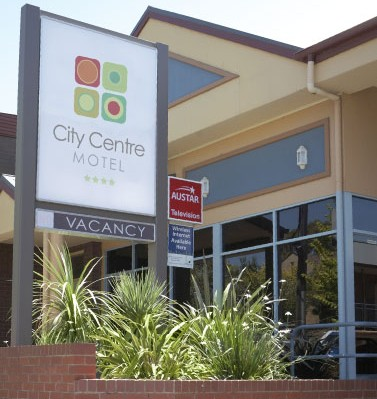 City Centre Motel - Accommodation Rockhampton