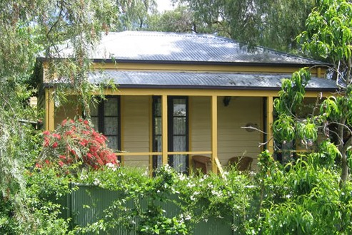 Bendigo Cottages - Accommodation Rockhampton