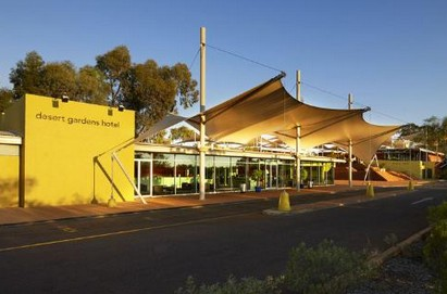 Desert Gardens Hotel - Accommodation Rockhampton