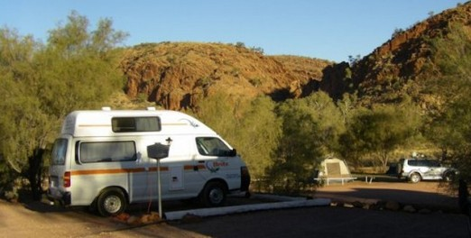 Glen Helen Resort - Accommodation Rockhampton