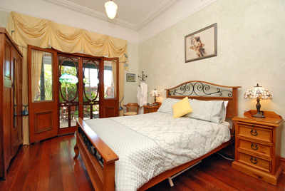 Above Bored Bed and Breakfast - Accommodation Rockhampton