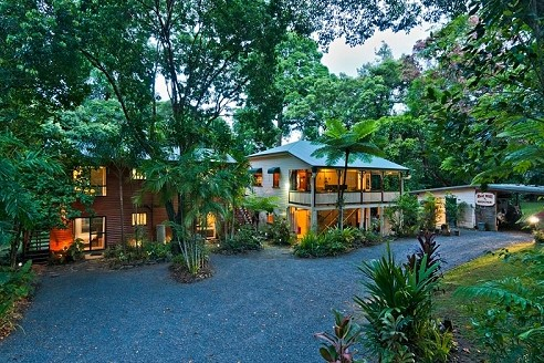 Red Mill House - Accommodation Rockhampton