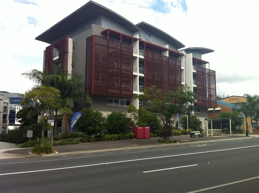 Ruth Fairfax House Accommodation - QCWA - Accommodation Rockhampton