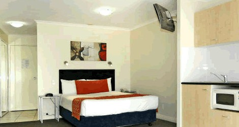 The Wellington Apartment Hotel - Accommodation Rockhampton