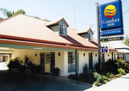 Comfort Inn Goondiwindi - Accommodation Rockhampton
