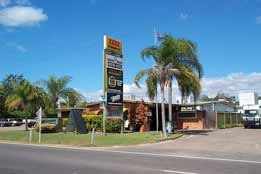 Queens Beach Motor Hotel - Accommodation Rockhampton