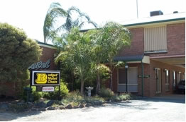 Rushworth Motel - Accommodation Rockhampton