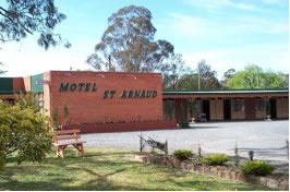 Motel St Arnaud - Accommodation Rockhampton