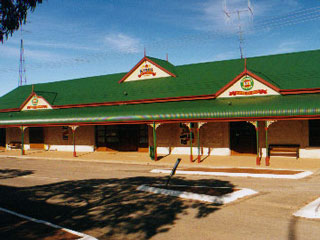 Kimba Community Hotel/motel - Accommodation Rockhampton