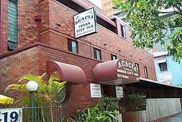 Acacia Inner City Inn - Accommodation Rockhampton