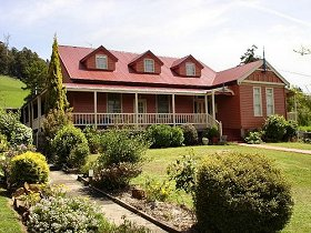 Cradle Manor - Accommodation Rockhampton
