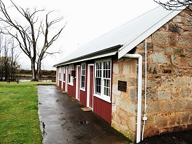 Ross Caravan Park  Heritage Cabins - Accommodation Rockhampton