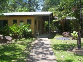 Lync-Haven Rainforest Retreat - Accommodation Rockhampton