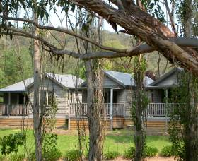 The Homestead Cabins Brogo - Accommodation Rockhampton
