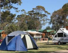 BIG4 Moruya Heads Easts at Dolphin Beach Holiday Park - Accommodation Rockhampton