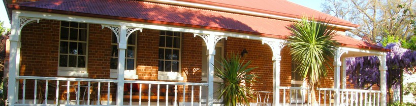 Araluen Old Courthouse Bed and Breakfast - Accommodation Rockhampton
