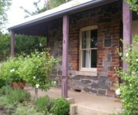 Accommodation Pinn Cottage - Accommodation Rockhampton