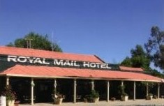 Royal Mail Hotel Booroorban - Accommodation Rockhampton