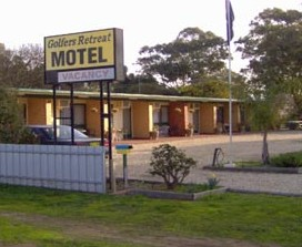 Golfers Retreat Motel - Accommodation Rockhampton